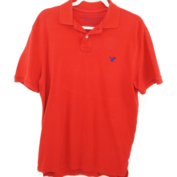 American Eagle Outfitters Other - American Eagle Men's Athletic Fit Short Sleeve Sol